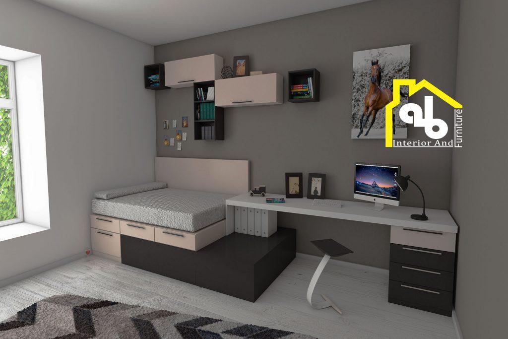 Jasa Pembuatan Interior Furniture