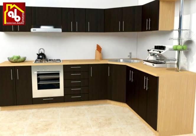 Kitchen set tegal murah