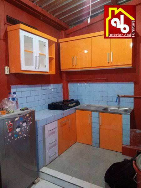 Jasa Pembuatan Kitchen Set Brebes