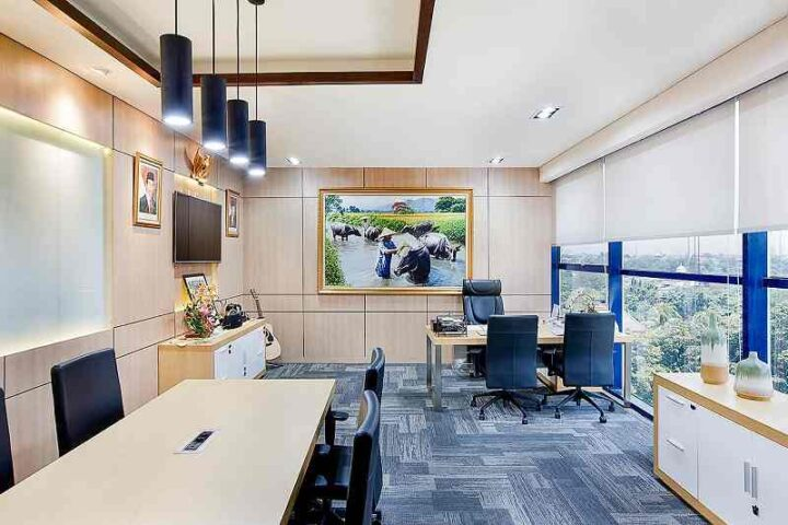 Jasa Desain Interior Kantor Tegal, Solusi Terbaik Ruang Kerja Anda