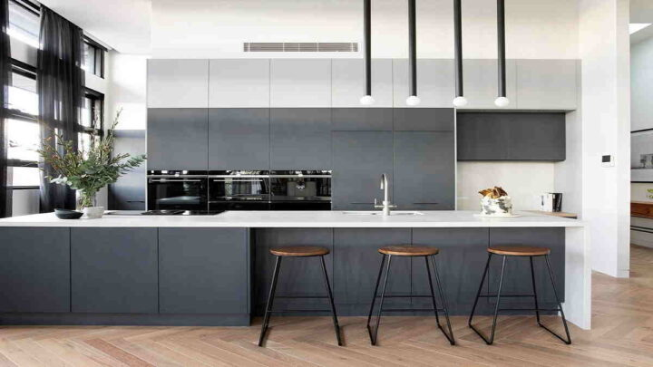 Desain Furniture dan Kitchen Set Purbalingga Bergaya Minimalis
